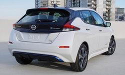 Nissan Leaf e+ 2019 ใหม่ พร้อมแบตใหญ่ขึ้นวิ่งได้ไกลกว่าเดิม