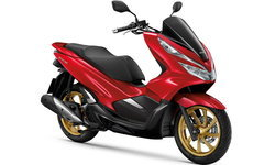 Honda PCX150 2019 ใหม่ พร้อมล้อแม็กสีทอง ราคา 83,300 บาท