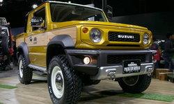 Suzuki Jimny Pickup Style 2019 ใหม่ เผยโฉมที่โตเกียวออโต้ซาลอน