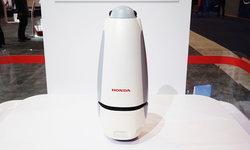 Honda P.A.T.H. ใหม่ หุ่นยนต์เคลื่อนที่ได้อัตโนมัติเผยโฉมที่งาน CES 2019