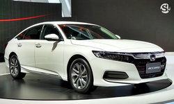 All-new Honda Accord 2019 (G10) ใหม่ คันจริงส่งตรงจากงานมอเตอร์โชว์