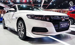 All-new Honda Accord 2019 ใหม่ พร้อมชุดแต่ง Modulo เผยโฉมที่งานมอเตอร์โชว์