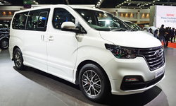 Hyundai H-1 Limited III 2019 ใหม่ รุ่นพิเศษจำกัดเพียง 300 คัน ราคา 1.679 ล้านบาท