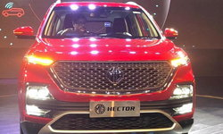MG Hector 2019 ใหม่ อีกชื่อของ Chevrolet Captiva เผยโฉมที่อินเดีย