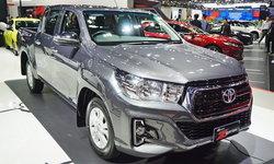 Toyota Hilux Revo 2019 ใหม่ ลดราคาทุกรุ่นย่อยรับภาษีน้ำมันดีเซล B20