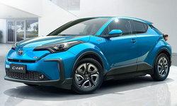 Toyota C-HR EV 2019 ใหม่ เวอร์ชั่นไฟฟ้าเปิดตัวครั้งแรกที่จีน