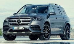 Mercedes-Benz GLS 2019 ใหม่ คู่แข่งตรง BMW X7 เปิดตัวแล้วในสหรัฐฯ