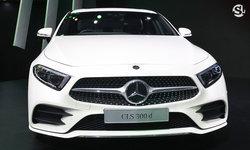 ราคารถใหม่ Mercedes-Benz ในตลาดรถประจำเดือนเมษายน 2562