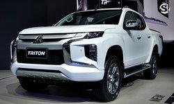 ราคารถใหม่ Mitsubishi ในตลาดรถยนต์ประจำเดือนมีนาคม 2562
