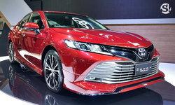 ราคารถใหม่ Toyota ในตลาดรถประจำเดือนมีนาคม 2562