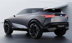 Nissan IMQ Concept 2019 ใหม่ ต้นแบบครอสโอเวอร์ขุมพลังไฟฟ้า e-Power