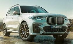 BMW X7 M50d 2019 ใหม่ เคาะราคาในไทย 8.999 ล้านบาท เตรียมเปิดตัวที่มอเตอร์โชว์