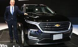 Chevrolet อาจเปิดตัว All-new Captiva 2019 ใหม่ ในงานมอเตอร์โชว์
