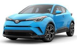Toyota C-HR รุ่นปี 2019 ใหม่ หั่นราคาลงเกือบ 50,000 บาท ในสหรัฐฯ