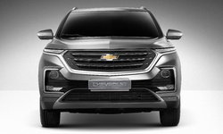 All-new Chevrolet Captiva 2019 ใหม่ เวอร์ชั่นไทยเผยโฉมอย่างเป็นทางการแล้ว