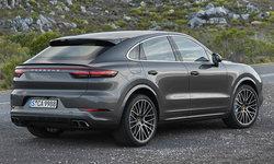 Porsche Cayenne Coupe 2019 ใหม่ เอสยูวีคูเป้รุ่นแรกของปอร์เช่เผยโฉมแล้ว