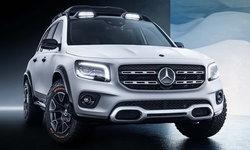 Mercedes-Benz GLB 2020 เตรียมเปิดตัวในฐานะเอสยูวี 7 ที่นั่ง เจอแน่กันยายนนี้