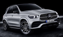 Mercedes-Benz GLE 580 2020 ใหม่ พร้อมขุมพลัง V8 ไมลด์ไฮบริดเปิดตัวแล้ว
