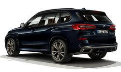 BMW X5/X7 M50i 2020 ใหม่ พร้อมขุมพลังเทอร์โบคู่ 530 แรงม้าเปิดตัวแล้ว