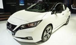 Nissan Leaf 2019 ใหม่ เริ่มส่งมอบให้กับลูกค้ารายแรกในไทยแล้ว