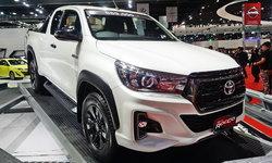 ราคารถใหม่ Toyota ในตลาดรถประจำเดือนมิถุนายน 2562