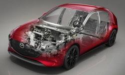 Mazda เผยสเป็คเครื่องยนต์ SKYACTIV-X 2.0 ลิตร รีดกำลังสูงสุดได้ 180 แรงม้า