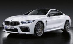 BMW M8 2020 ใหม่ เผยชุดแต่งล่าสุดจาก M Performance