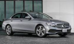 Mercedes-Benz E220d Sport 2019 เพิ่มรุ่นเริ่มต้นใหม่ หั่นราคาเหลือ 3,330,000 บาท