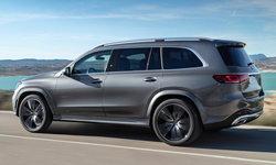 Mercedes-Benz GLS 2019 ใหม่ มีเครื่องยนต์ดีเซลให้เลือก 2 รุ่นที่ยุโรป
