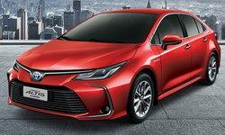 All-new Toyota Corolla Altis 2019 ใหม่ ทั้ง 6 สีที่ไต้หวัน สีไหนสวยที่สุด?