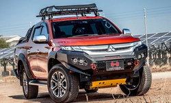 Hamer ปล่อยชุดแต่ง Mitsubishi Triton 2019 ใหม่ สำหรับสายลุยโดยเฉพาะ
