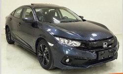 หลุด Honda Civic 2019 Minorchange ใหม่ พร้อมท่อไอเสียแบบวางกลางที่จีน