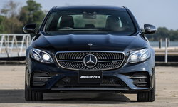 Mercedes-AMG E53 4MATIC+ 2019 รุ่นประกอบไทยใหม่ ราคา 5,260,000 บาท