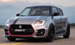 Suzuki Swift Sport Katana 2019 ใหม่ รุ่นพิเศษเพียง 30 คันเปิดตัวที่เนเธอร์แลนด์