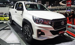ราคารถใหม่ Toyota ในตลาดรถประจำเดือนพฤษภาคม 2562
