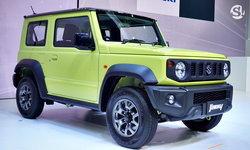 ราคารถใหม่ Suzuki ในตลาดรถยนต์ประจำเดือนพฤษภาคม 2562