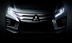 นับถอยหลัง Mitsubishi New Pajero Sport 2019 พร้อมเปิดตัว 25 ก.ค. นี้
