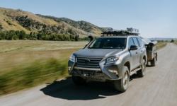 Lexus GXOR Concept 2019 ได้เวลาขาลุยสัมผัสประสบการณ์ออฟโร้ดสุดหรูหรา