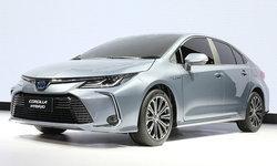 ราคารถใหม่ Toyota ในตลาดรถประจำเดือนสิงหาคม 2562