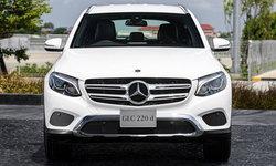 ราคารถใหม่ Mercedes-Benz ในตลาดรถประจำเดือนสิงหาคม 2562