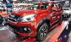 ราคารถใหม่ Isuzu ในตลาดรถประจำเดือนสิงหาคม 2562