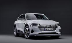 Audi E-Tron 50 รถไฟฟ้าอเนกประสงค์แบตเตอรี่เล็ก ราคายังไม่เผย แต่ถูกลงแน่!