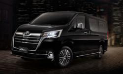 เผยโฉม All-new Toyota Majesty รถตู้สุดพรีเมียมราคาเริ่มต้นไม่ถึงสองล้านบาท