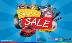 BIG Motor Sale 2019 จัดหนัก MMS ส่งโปรฯ สุดเดือด เปลี่ยนยางเริ่มต้นที่ครึ่งหมื่น!