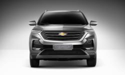 All-new Chevrolet Captiva อเนกประสงค์ทรงพลังและปราดเปรียว เตรียมเปิดตัว 9 ก.ย. นี้