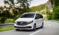 Mercedes-Benz EQV รถตู้อเนกประสงค์ต้นแบบพลังงานไฟฟ้า พร้อมโชว์ตัวที่เยอรมนีกันยายนนี้