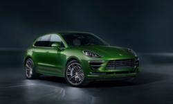 Porsche Macan Turbo Minorchange เอสยูวีพลังแรง กับความเปลี่ยนแปลงที่ยกระดับขึ้น
