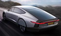Lightyear One 2020 ใหม่ ต้นแบบรถไฟฟ้าพลังงานแสงอาทิตย์ของจริง