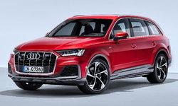 Audi Q7 2020 ไมเนอร์เชนจ์ใหม่ปรับดีไซน์โฉบเฉี่ยวขึ้น จ่อขายจริงปลายปีนี้
