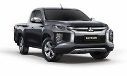 Mitsubishi Triton รุ่นตัวเตี้ยหน้าใหม่ สง่างามและทรงพลัง ราคาเริ่มต้นที่ 535,000 บาท